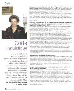 Magazine-Bonjour