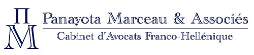 Panayota Marceau Avocat